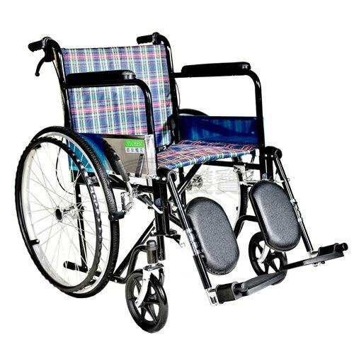頤辰 機械式輪椅  YC-972C-骨科腳型