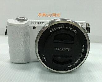 易集GO商城- SONY ILCE-5100L - a5100(白色) 含16-50鏡頭(拆封公司貨)-78137