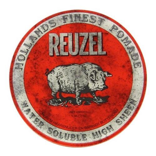 50%OFF【Q010282DH】Reuzel紅豬水洗式髮油