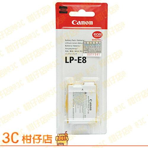 Canon LP-E8  LPE8 原廠鋰電池 原廠電池 原電 Canon 650D 550D 600D