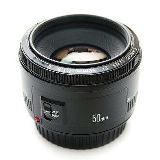 Canon EF 50mm F1.8 II 標準鏡頭 彩虹公司貨 人像定焦鏡 大光圈