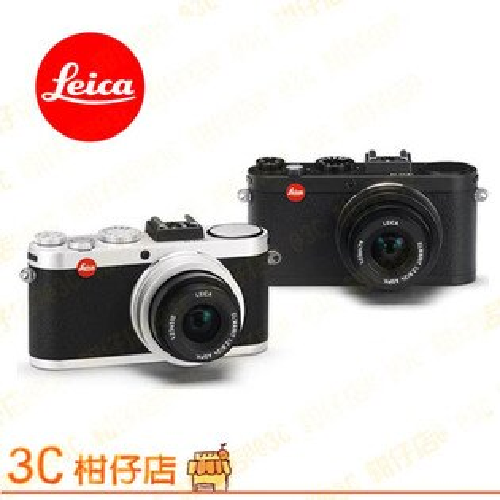 LEICA X2 APS-C片幅定焦高階隨身數位相機﹝公司貨﹞