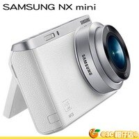 Samsung 三星到SAMSUNG NX mini 9mm 定焦鏡組 白 nxmini 公司貨 分期零利率 送清潔組+保貼 自拍 微單 口袋微單