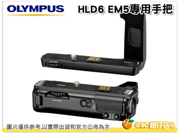 OLYMPUS HLD-6 原廠 電池把手 垂直把手 手把 HLD6 元佑公司貨 OMD EM5 E-M5用