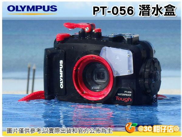 OLYMPUS PT-056 PT056 潛水盒 防水盒 下水45米 TG3 TG-3 專用 元佑公司貨