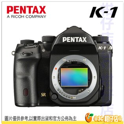 10/30止官網申請送原電 再送SANDISK 64G 95MB 記憶卡 Pentax K-1 BODY 單機身 K1 富堃公司貨
