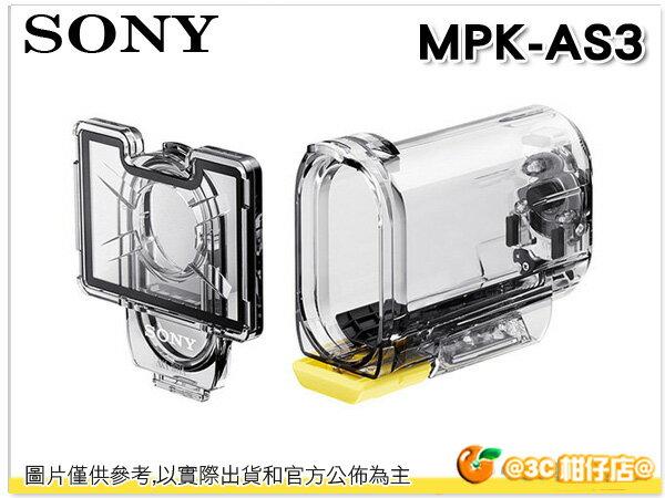 現貨 SONY MPK-AS3 潛水盒 防水60公尺 AS15 AS30 專屬配件 極限攝影 運動 台灣索尼公司貨