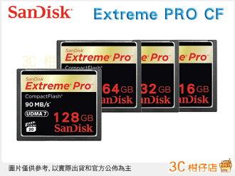 SanDisk Extreme PRO CF 16G 16GB 90M/s 600X 600倍速 CompactFlash 記憶卡 公司貨