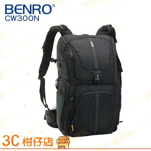 百諾 BENRO 酷行者雙肩包 CW300N  1機4鏡1閃 14吋筆電 附防雨罩 單眼 相機背包 另有 X100 CP04 CP10
