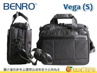 百諾 BENRO 織女 單肩 攝影側背包 VEGA S 真皮 相機包 14.1吋筆電 1機2鏡1閃 附防雨罩 公司貨