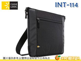 美國 Case Logic INT-114 14吋 筆電包 收納包 保護套 單肩斜背包 公事包 電腦包 華碩 微星 惠普 技嘉 公司貨
