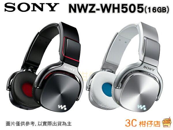 Sony Walkman 數位隨身聽 NWZ-WH505 16G 無線頭戴式MP3 擴大機 台灣索尼公司貨 另有 NWZ-WH303