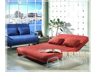 【菲爾】記憶矽膠 舖棉 日式沙發床~改版新款再出發★贈同色2顆抱枕 ★班尼斯國際家具名床