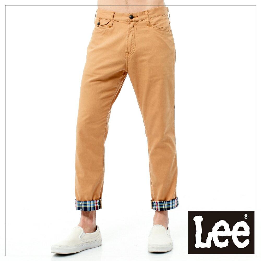 Lee 假兩件圓領短袖T恤