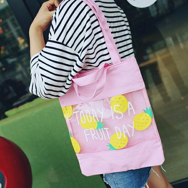 手提包 手提包 帆布袋 手提袋 環保購物袋【PA234354】 BOBI  08/25 0