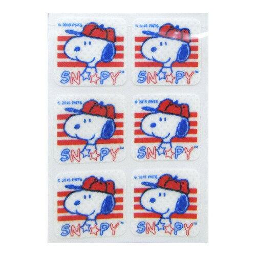【安琪兒】【史努比Snoopy】全效型防蚊貼片(12枚)-6盒裝 1