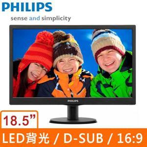【DB購物】飛利浦 PHILIPS 193V5LSB2   19型LED寬螢幕.(請詢問貨源)