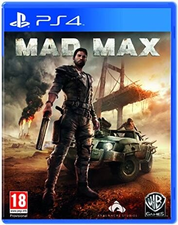 Mad Max (PS4) 0
