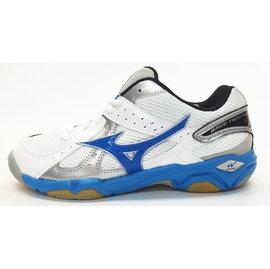 [特價] MIZUNO 美津濃 (女) 排球鞋 排羽球WAVE TWISTER 4 透氣 V1GC157024 [陽光樂活