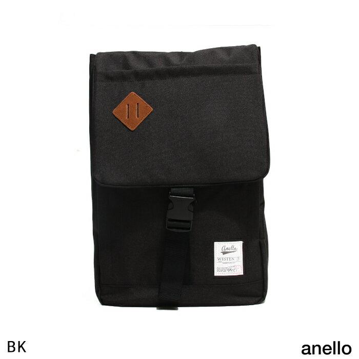 背包 後背包 肩背包 日用背包  anello 日本男裝 超商取貨 zip-tw【au-a0134】
