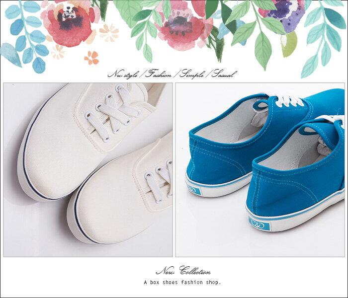 ★399免運★格子舖*【KBC635】MIT台灣製 時尚輕旅行 馬卡龍糖果色系舒適綁帶帆布鞋 布面鞋 小白鞋 5色 2