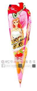 固力果巨人甜茼餅(草莓)34g【4901005130333】