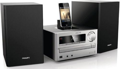 PHILIPS 飛利浦 iPod/iPhone/iPad Docking迷你音響 DCM2020 / DCM-2020 **可刷卡!免運費**