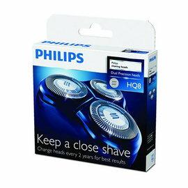 PHILIPS 飛利浦電鬍刀網刀片 HQ8 HQ-8 (1盒3個刀頭刀網包裝)