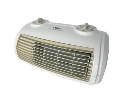 【A級福利出清品‧限量搶購中】SAMPO 聲寶 陶瓷定時電暖器 HX-FG12P