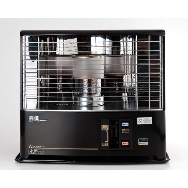 嘉儀 油芯自然對流式煤油暖爐 KEG-500