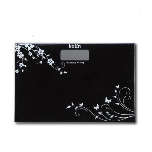 Kolin 歌林 時尚玻璃電子秤 KW-R013