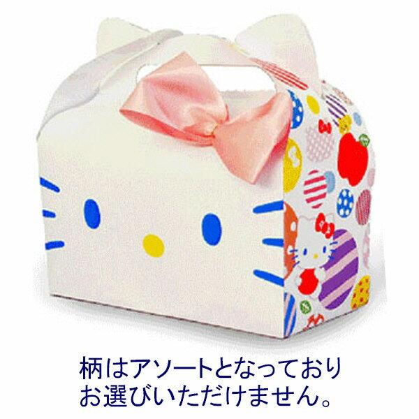 有樂町進口食品 扇雀飴凱蒂貓蘋果口味糖果(手提禮盒) J120 4901650802593