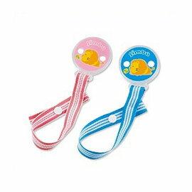 Simba小獅王辛巴 - 透明安撫奶嘴帶夾 0