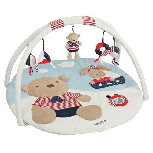 babyFEHN芬恩 - 海洋樂園立體遊戲墊 0