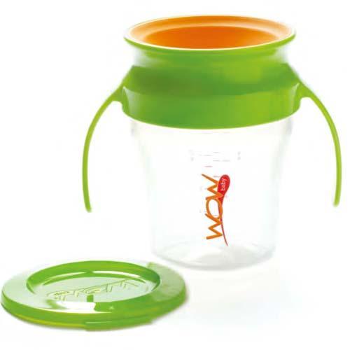 WOWCup可以360度喝的神奇水杯