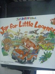 【書寶二手書T9/語言學習_ZAT】Joy for Little Learners橘色