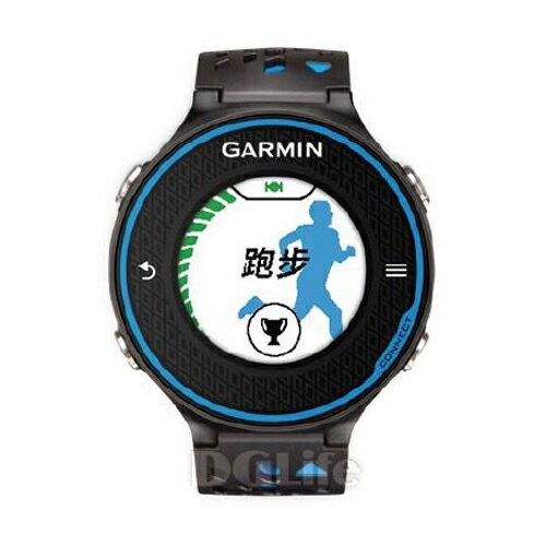GARMIN 專業兩鐵運動錶 Forerunner 620 黑藍