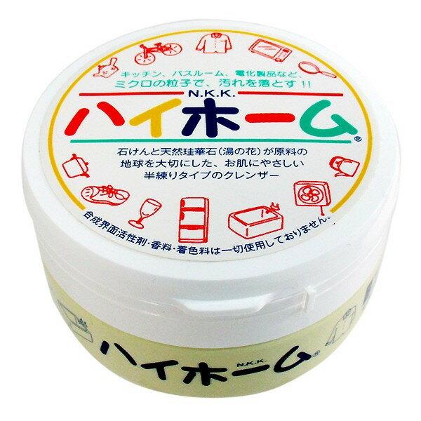 日本製 HIGH HOME 日本暢銷 湯之花 萬用超強去污清潔膏 400g