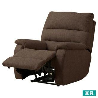 ◎布質1人用電動可躺式沙發 BELIEVER2 YL-DBR