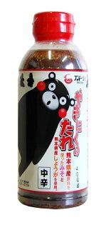 熊本萌熊日式烤肉醬-中辛 400g