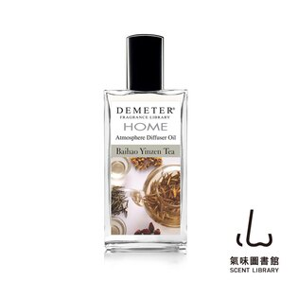 【氣味圖書館】Demeter 白毫銀針茶擴香竹精油組合50ml(附擴香竹)