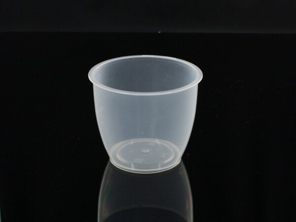 布丁杯、PP杯 BS31 半透明(含透明蓋)20pcs