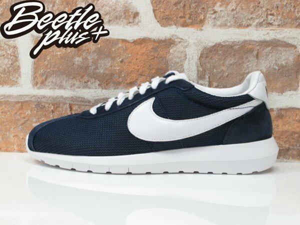 BEETLE NIKE ROSHE LD-1000 藍白 經典 阿甘鞋 藤原浩 平民版 慢跑鞋 802022-401
