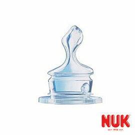 『121婦嬰用品館』NUK 一般口徑矽膠奶嘴2號中圓洞(6個月以上) 0