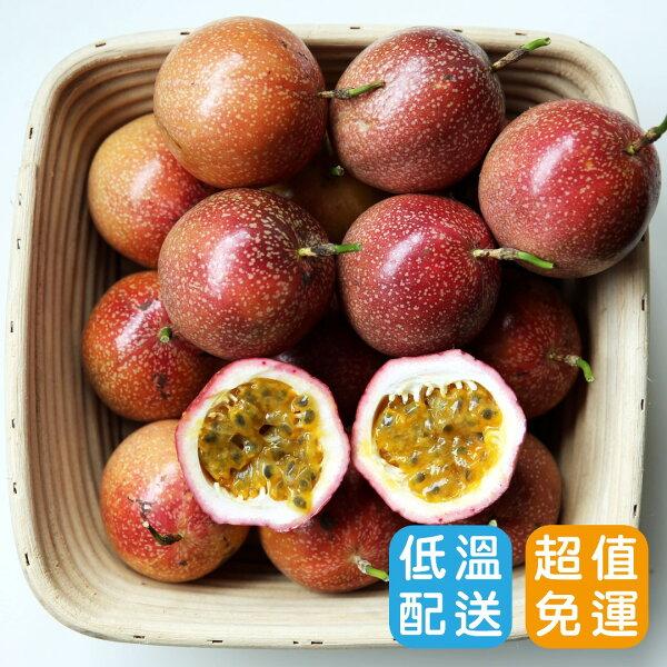 【免運】埔里滿天星百香果(蜜糖百香果)3台斤