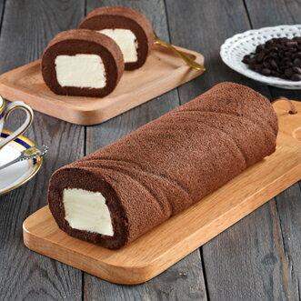 【高雄不二家】雪藏巧克力奶凍捲※奶凍奶酪間的甜蜜.好吃人氣甜點※