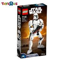 玩具反斗城   樂高 Lego 75114  星際大戰 First Order Stormtrooper