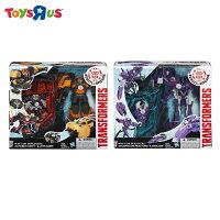 玩具反斗城 變形金剛領袖的挑戰卡通 微小金剛發射人物組