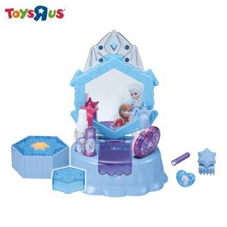 冰雪奇緣神奇化妝台 玩具反斗城