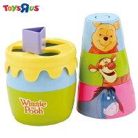 小熊維尼周邊商品推薦迪士尼 小熊維尼疊疊樂 玩具反斗城